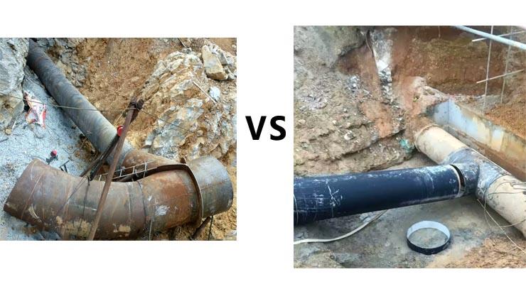 大口径排污螺旋钢管 大口径螺旋钢管 第2张